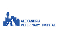 Alexandria Veterinary Hospital Logo