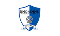 Engadine Veterinary Hospital Logo