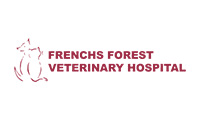 Frenchs Forest Veterinary Hospital Logo