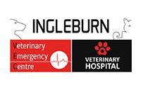 Ingleburn Veterinary Emergency Centre Logo