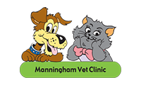 Manningham Veterinary Clinic Logo