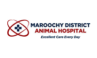 Maroochy District Animal Hospital Logo