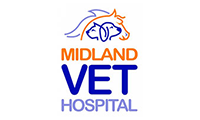 Midland Veterinary Hospital Logo