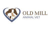 Old Mill Animal Hospital Logo