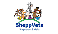 Shepparton Veterinary Clinic Logo