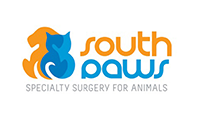 South Paws Specialty Surgery for Animals Consulting Suites Logo