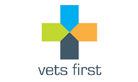 Vets First Victor Centar Veterinary Clinic Logo